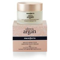 Olive&Argan 24h Gesichtscreme für normale Haut 50 ml