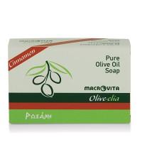 Reine Olivenöl Seife Zimt 100 g